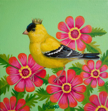 Royal Goldfinch