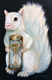 White Squirrel Time I