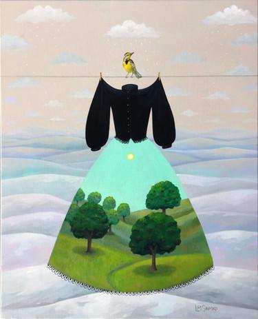 Mourning Dress Meadowlark