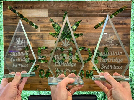Congratulations to our clients for winning back-to-back years in The Emerald Cup Vape Category!