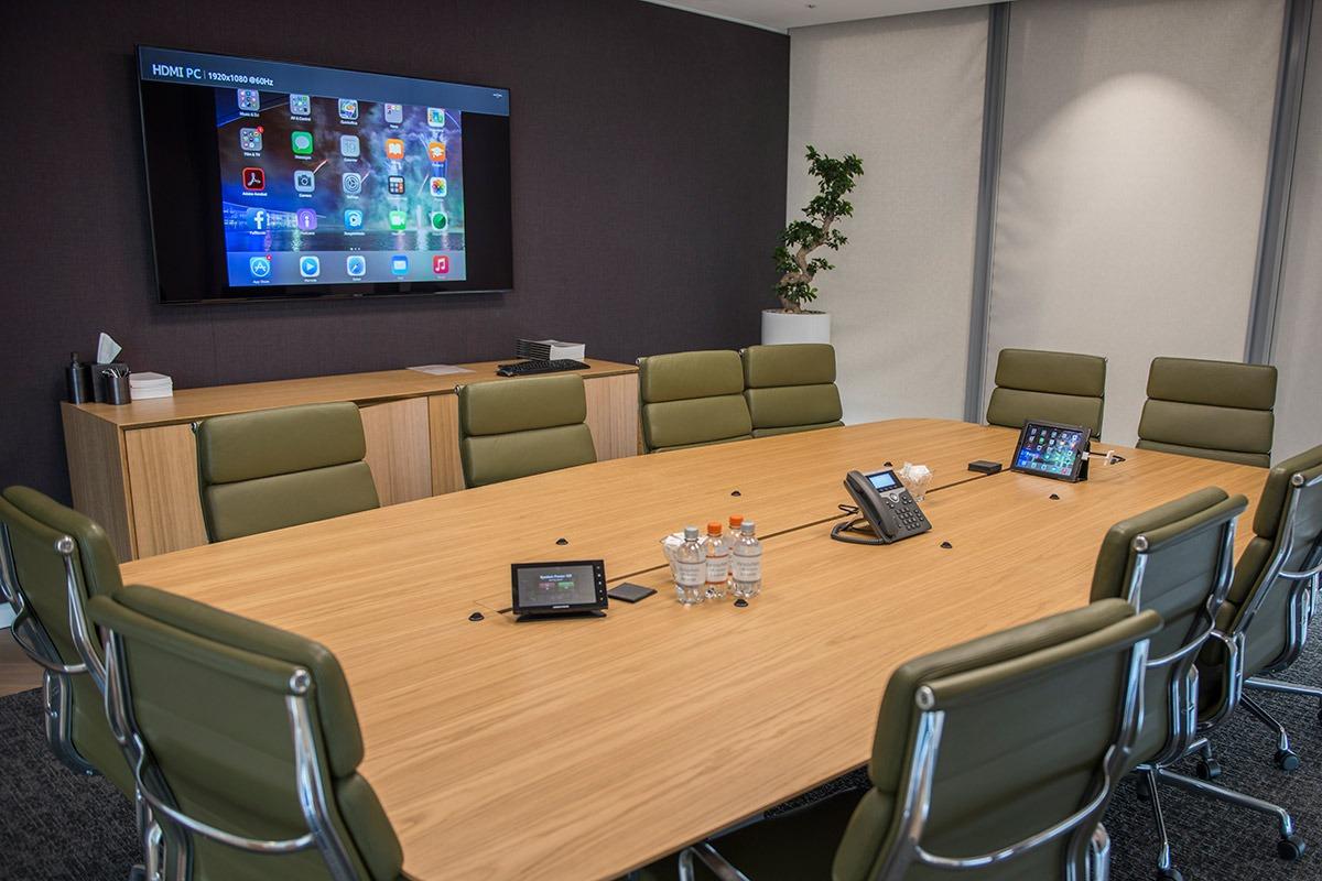 Conference-Room-AV-System