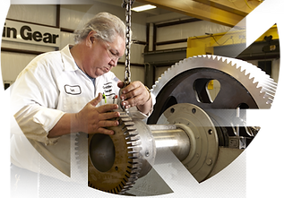 large precision gear manufacturing