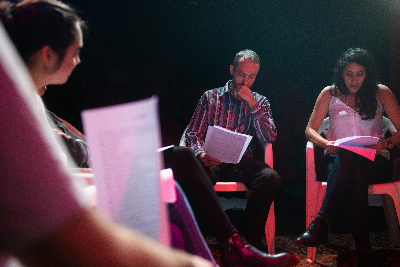 Cours de Théâtre amateurs en collectif