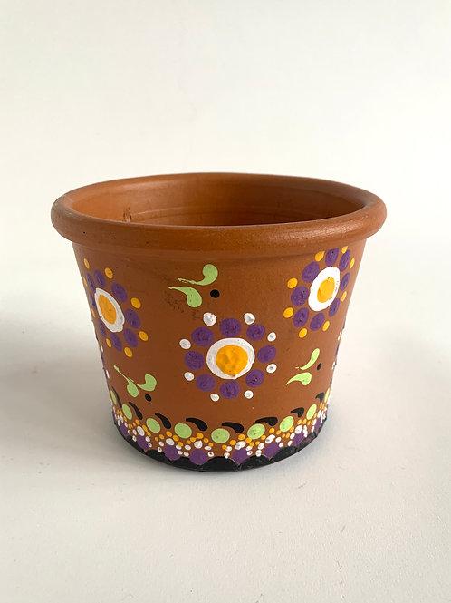Terracotta pot _ FL6