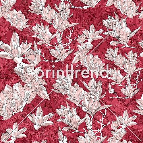 Kimono florals - Exclusive PSD