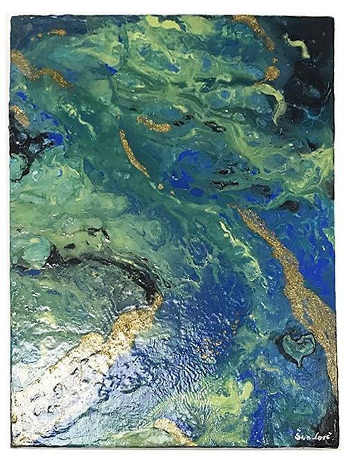 Sea - painting