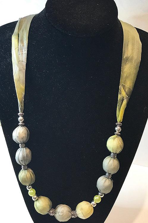Silk Necklace -AG2