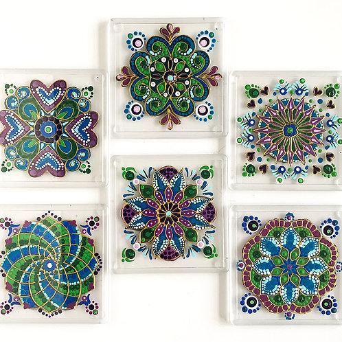 Coaster Mandala