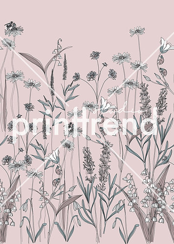 Girly print - Exclusive PSD
