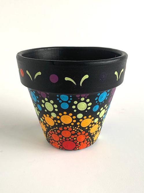 Terracotta pot _ FL7