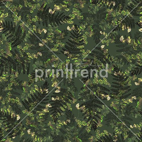 Deep fern print - Standard JPEG