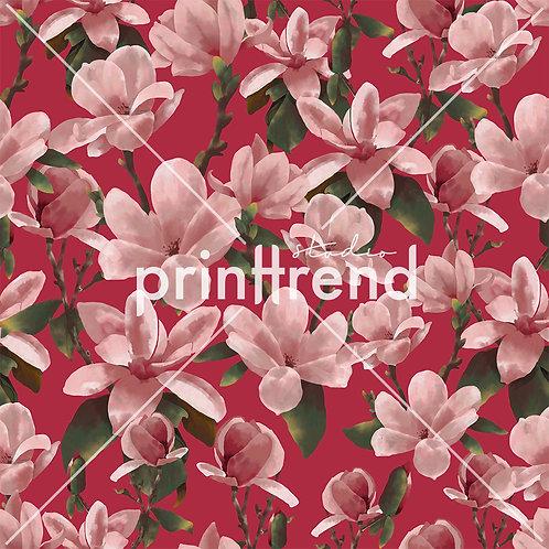 Water painted florals - Standard JPEG