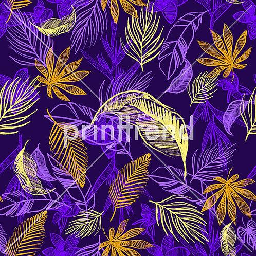Autumnal rainforest - Exclusive PSD