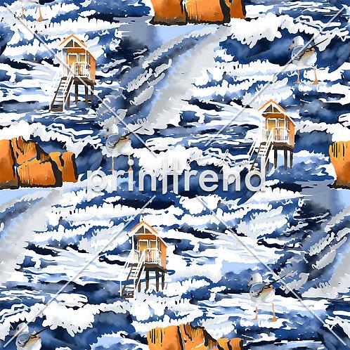 Beach house by the sea - Standard JPEG