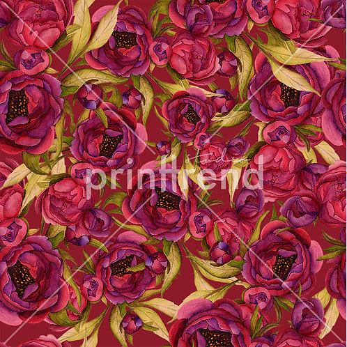 Deep floral pattern - Standard JPEG