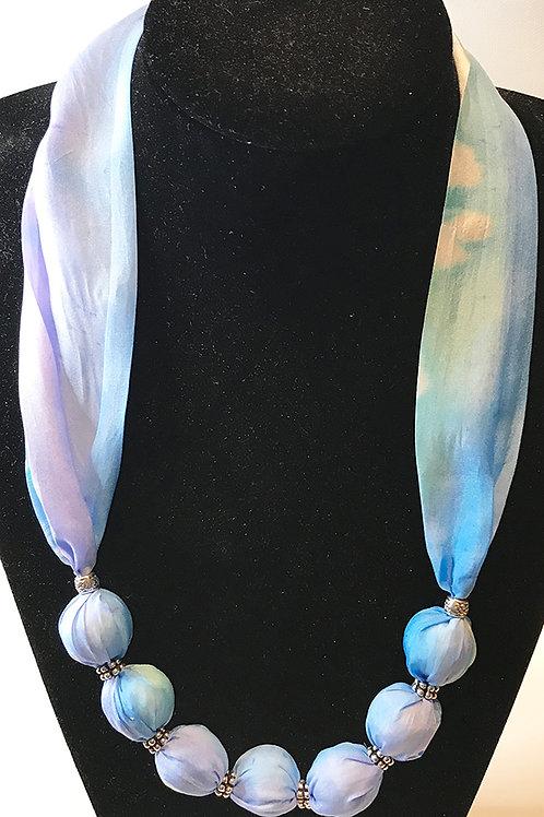 Silk Necklace -BG2