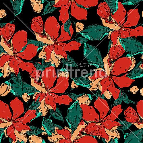 Dark wild flowers - StandardJPEG