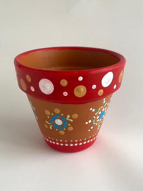 Terracotta pot _ FL9