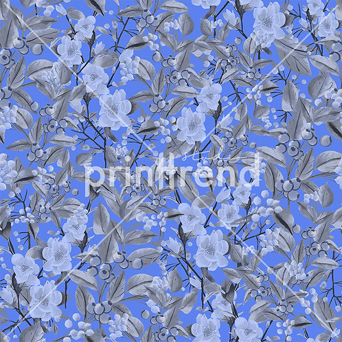 Winter florals - Exclusive PSD