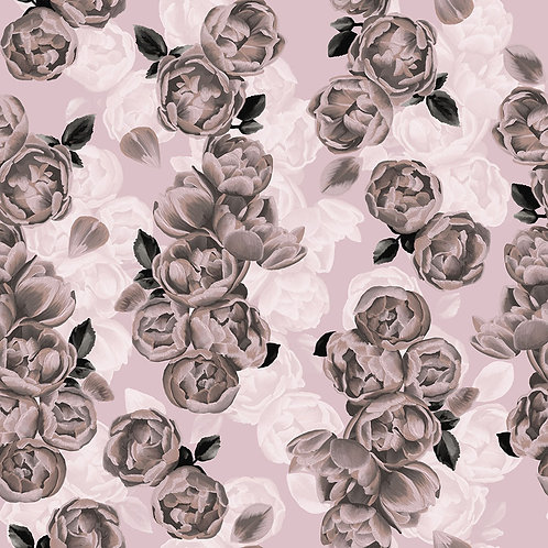 Pinky brown roses - Exclusive PSD