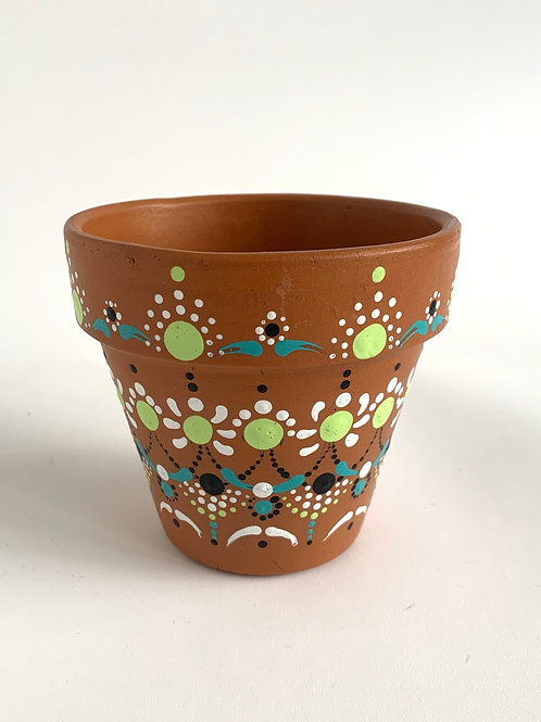 Terracotta pot _ FL12