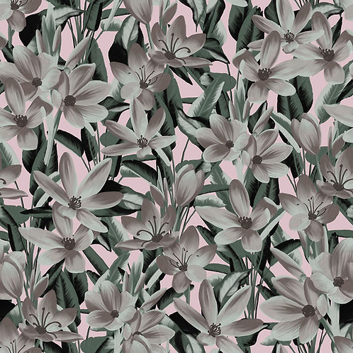 Pastel busy floral - Exclusive PSD