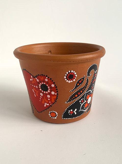 Terracotta pot _ FL4