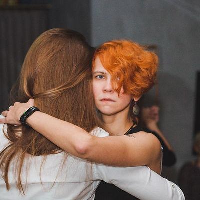 Анна Небо преподаватель квир-танго для начинающих в Москве