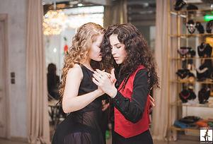 Марина Вентаррон танго-маэстро