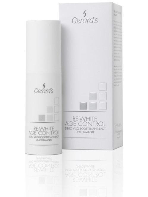 RE-WHITE AGE CONTROL FACE SERUM - sérum proti pigmentovým skvrnám