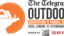 The Telegraph Outdoor Adventure & Travel Show - 12 – 15 February 15