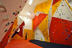 Places to Rock Climb In London