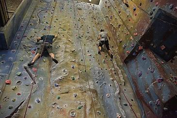 Top rope Climbing London