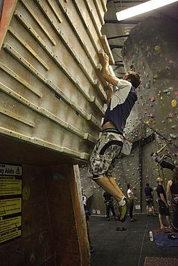 Rock Climb training London