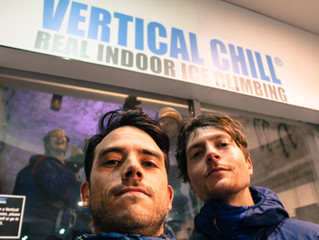 Visit to Vertical Chill