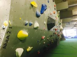 Arch North - Climbing