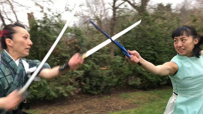 Sai vs Dual Wield in 19 Warriors