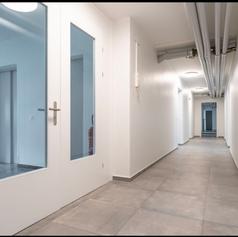 Eingang und Korridor