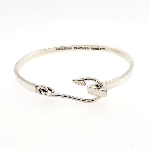 Chatham Fish Hook Bracelet - Sterling Silver