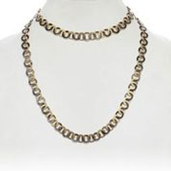 Gold & Silver Chain - Margo Morrison