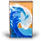 "Thumbnail: ""Tidal"" - Spirit Tile by Houston Llew"
