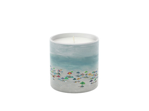 """""""Beach Day"""" Candle"""