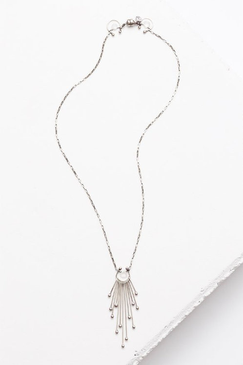 """Matchstick"" Necklace - Sterling Silver"