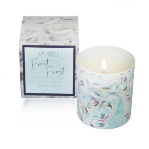 """""""First Frost"""" 8 Oz. Boxed Candle"""
