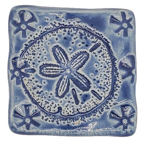 Sand Dollar Magnet - Ceramic