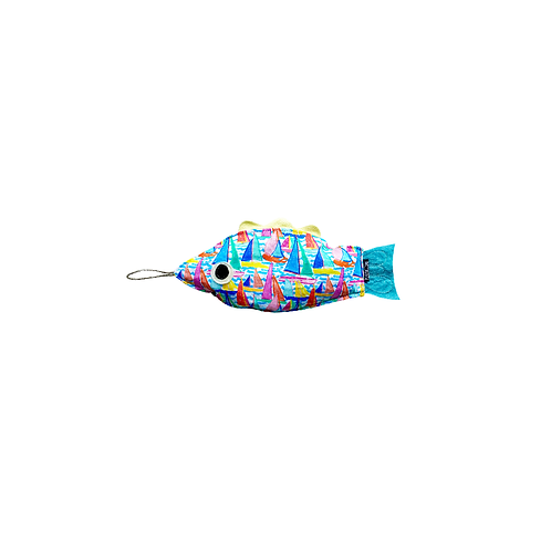 "Hot & Cold Pack Fish - ""Catalina"" Guppy Size"
