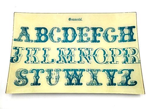 "John Derian - Letter Tray 9"" x 14"""