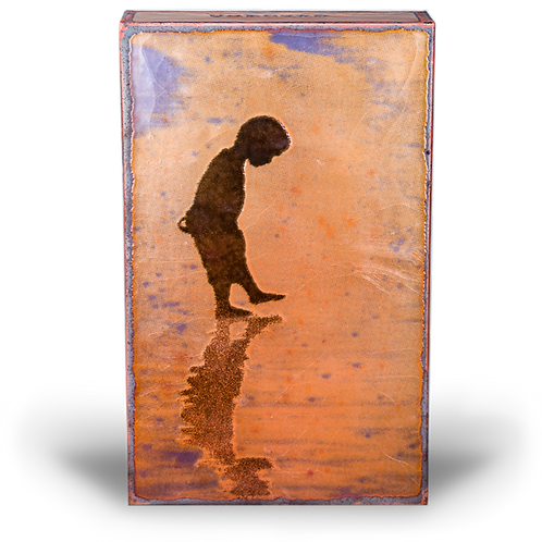 """""""Miracle"""" - Spirit Tile by Houston Llew"""