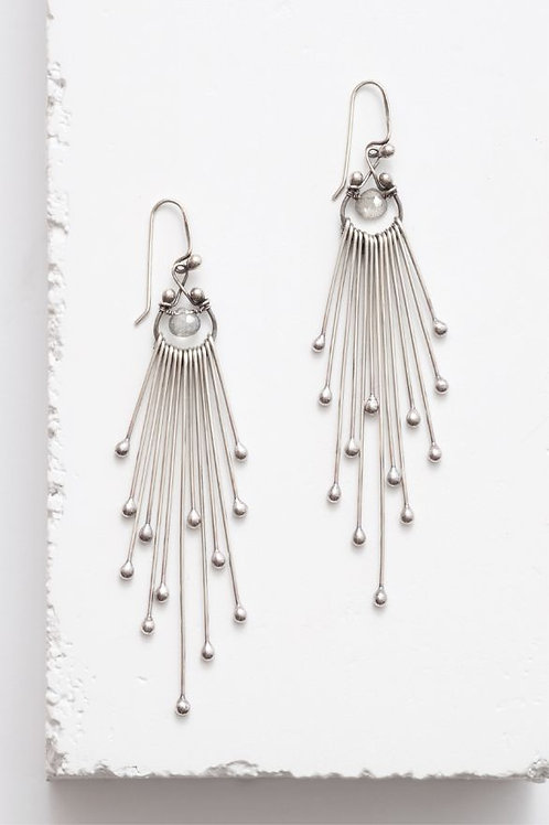 """Matchstick"" Earrings - Sterling Silver"