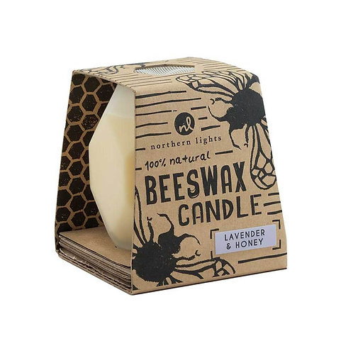 """Beehive"" Candle - Lavender & Honey"